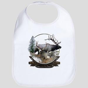 Big game elk and deer Bib