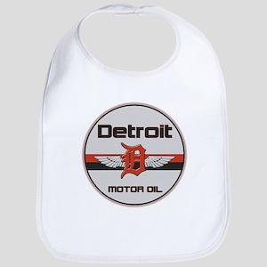 Detroit Motor Oil Bib