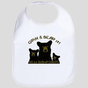 Grin & Bear it! Bib