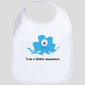 Little Monster Bib