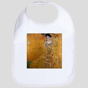 Klimt Portrait of Adele Bloch-Bauer Bib