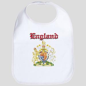 England Coat of arms Bib