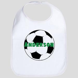 Personalized Soccer Bib