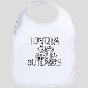 Toyota Outlaws Logo Bib