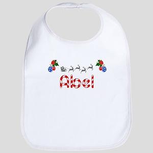 Abel, Christmas Bib