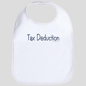 """""""Tax Deduction"""" Bib"""
