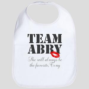 Team Abby Bib