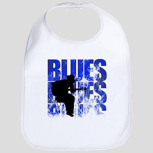 blues guitar Bib