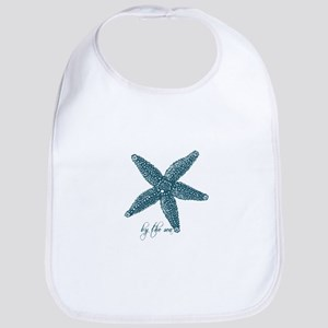 By the Sea Starfish Bib