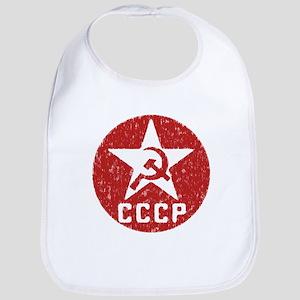 CCCP Cotton Baby Bib