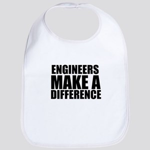 Engineers Make A Difference Bib