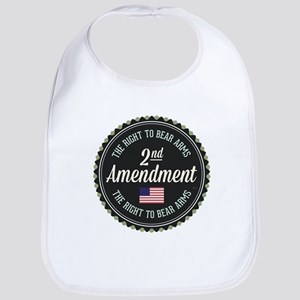 Second Amendment Bib