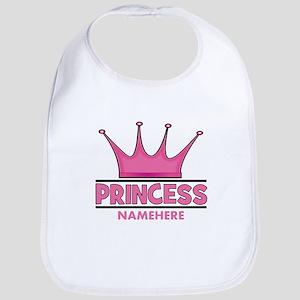 Custom Princess Bib