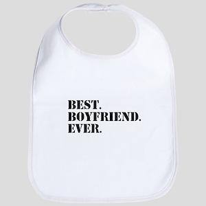 Best Boyfriend Ever Bib