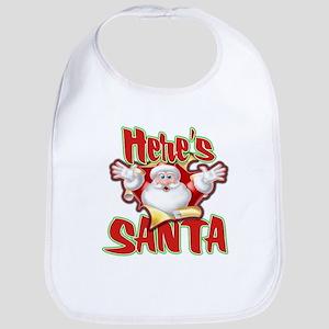 Here's Santa Bib