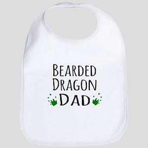 Bearded Dragon Dad Bib