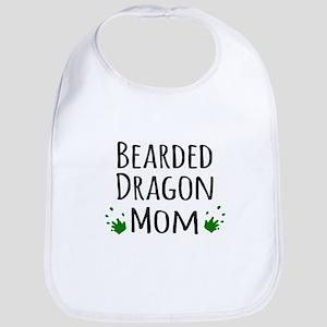 Bearded Dragon Mom Bib
