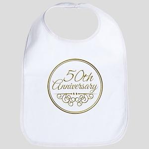 50th Anniversary Bib