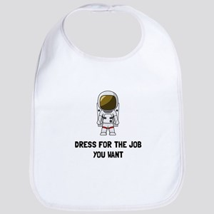 Astronaut Dress Bib
