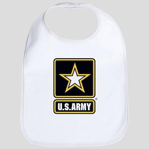 U.S. Army Gold Star Logo Bib