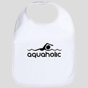 Aquaholic Bib