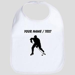 Custom Hockey Player Silhouette Bib