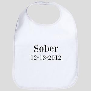 Personalizable Sober Bib