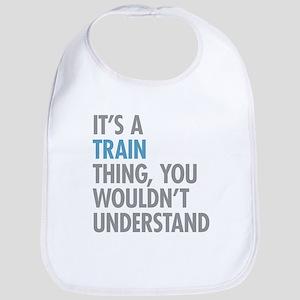 Train Thing Bib