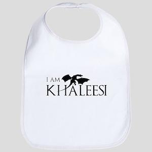 I am Khaleesi Baby Bib