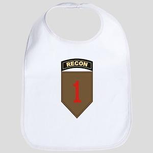 1st ID Recon Bib