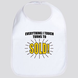 Everything I touch turns to SOLD! Bib