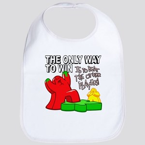The Only Way to Win Bib