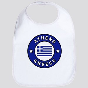 Athens Greece Bib
