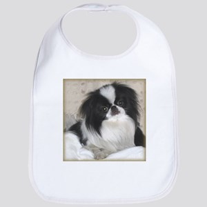 Deluxe Japanese Chin Darling Bib