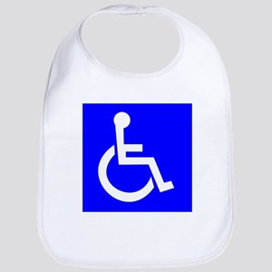 Handicap Sign Bib