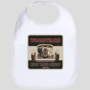 Woodward Hot Rod Shop Bib