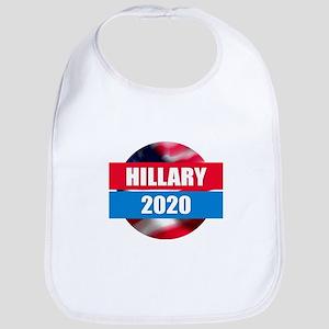 Hillary 2020 Baby Bib