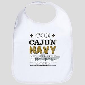 The Cajun Navy Neighbors Helping Neighbors Bib