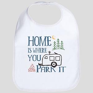 Camper Home Bib