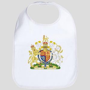 United Kingdom Coat Of Arms Bib