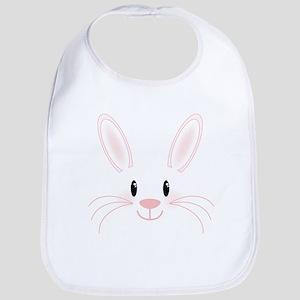Bunny Face Bib
