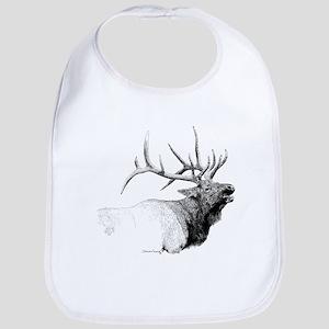 Bull Elk Bib