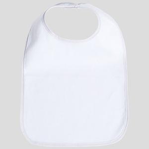 Friends Logo Faded Baby Bib