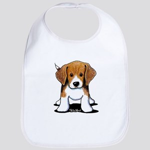 Beagle Puppy Bib