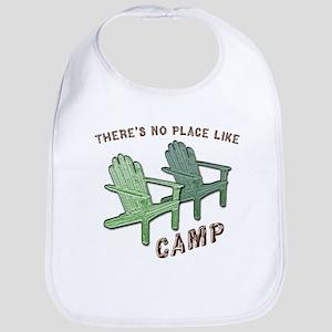 No Place Like Camp - Bib