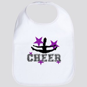 Cheerleader Bib