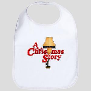 A Christmas Story Movie Lamp Bib