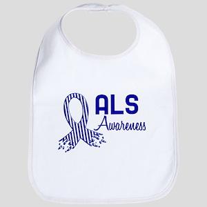 ALS Awareness Bib