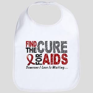 Find The Cure 1 HIV AIDS Bib