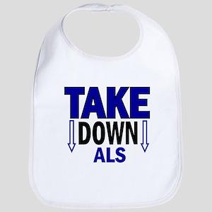 Take Down ALS 1 Bib